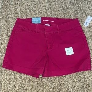 BRAND NEW! Chino Fitted Shorts